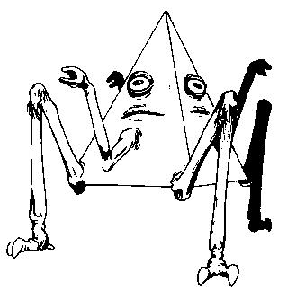 Tridrone