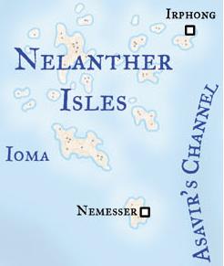 Nelanther Isles