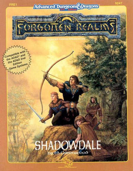 Shadowdale (adventure)