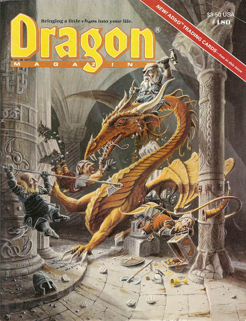 Dragon magazine 180