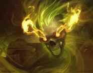 Flameskull AFR