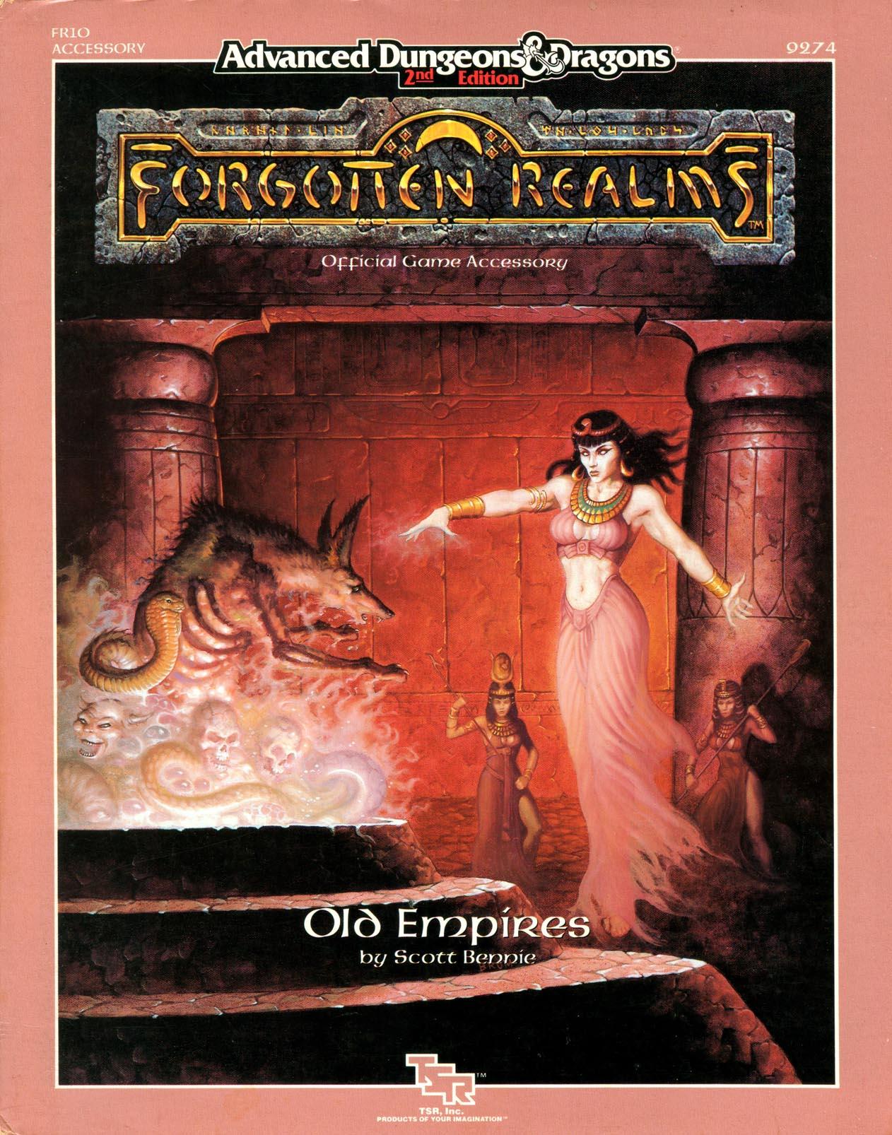 Old Empires (sourcebook)