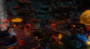 Underdark myconid colony
