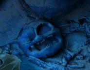 Beholder skull