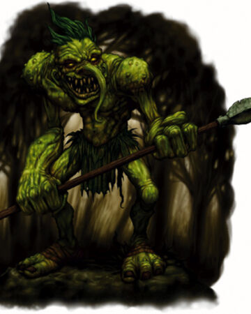 Forest Troll Forgotten Realms Wiki Fandom