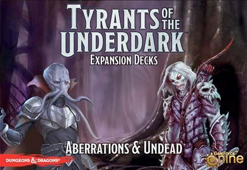 Tyrants of the Underdark: Aberrations and Undead