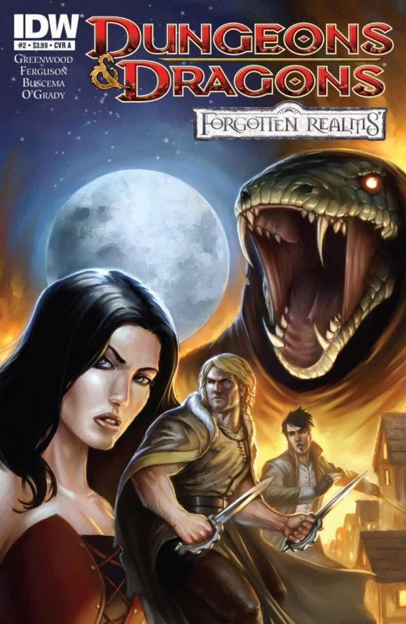 Dungeons & Dragons: Forgotten Realms 2