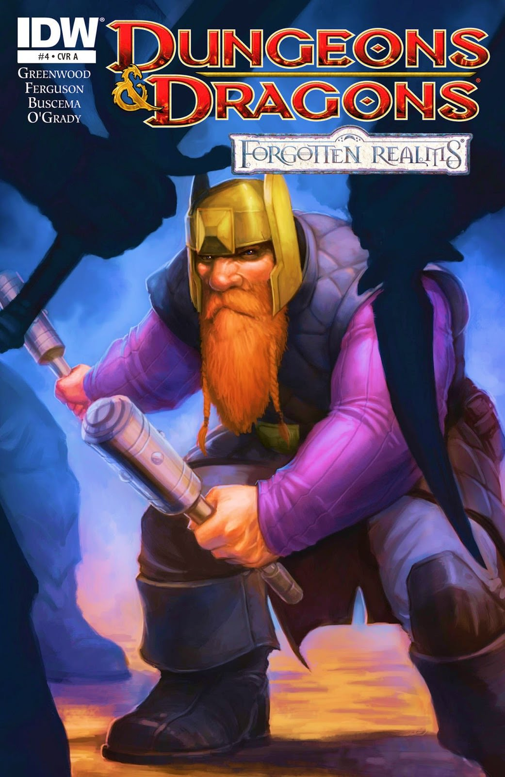 Dungeons & Dragons: Forgotten Realms 4
