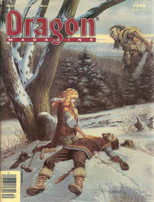 Dragon magazine 140