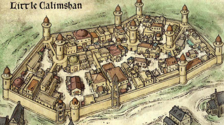 Baldur's Gate/Little Calimshan