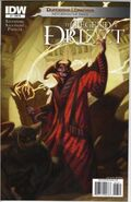 Neverwinter Tales Issue 3 cover variant