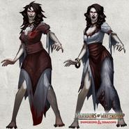 Vampire spawn wow