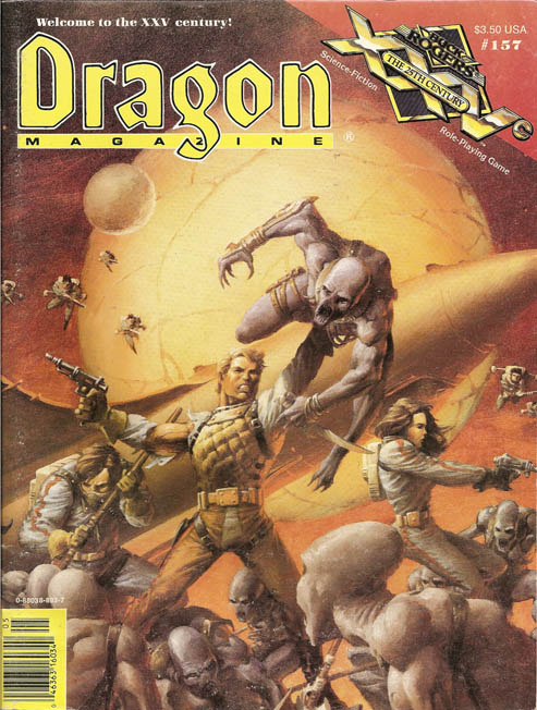 Dragon magazine 157
