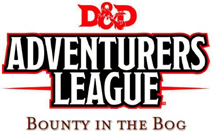 Bounty in the Bog