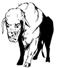 Stench kow