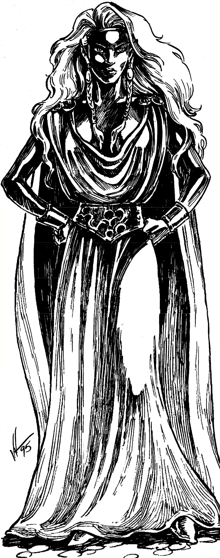 Qilué Veladorn