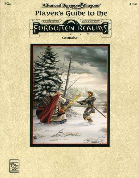 Player's Guide to the Forgotten Realms Campaign
