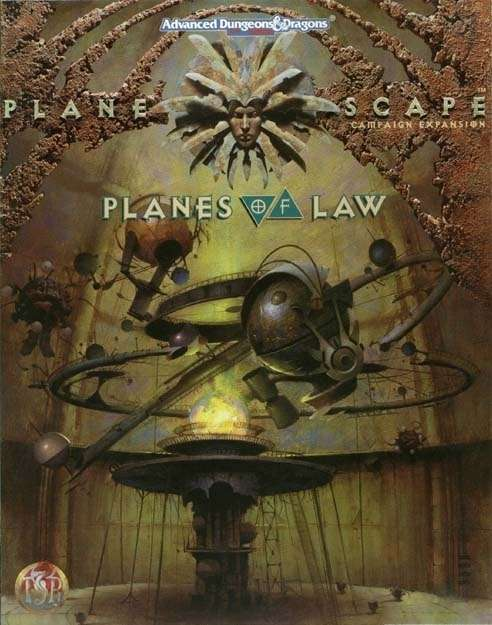 Planes of Law (boxed set)