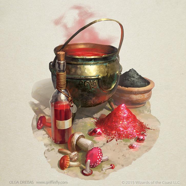 Alchemist's supplies