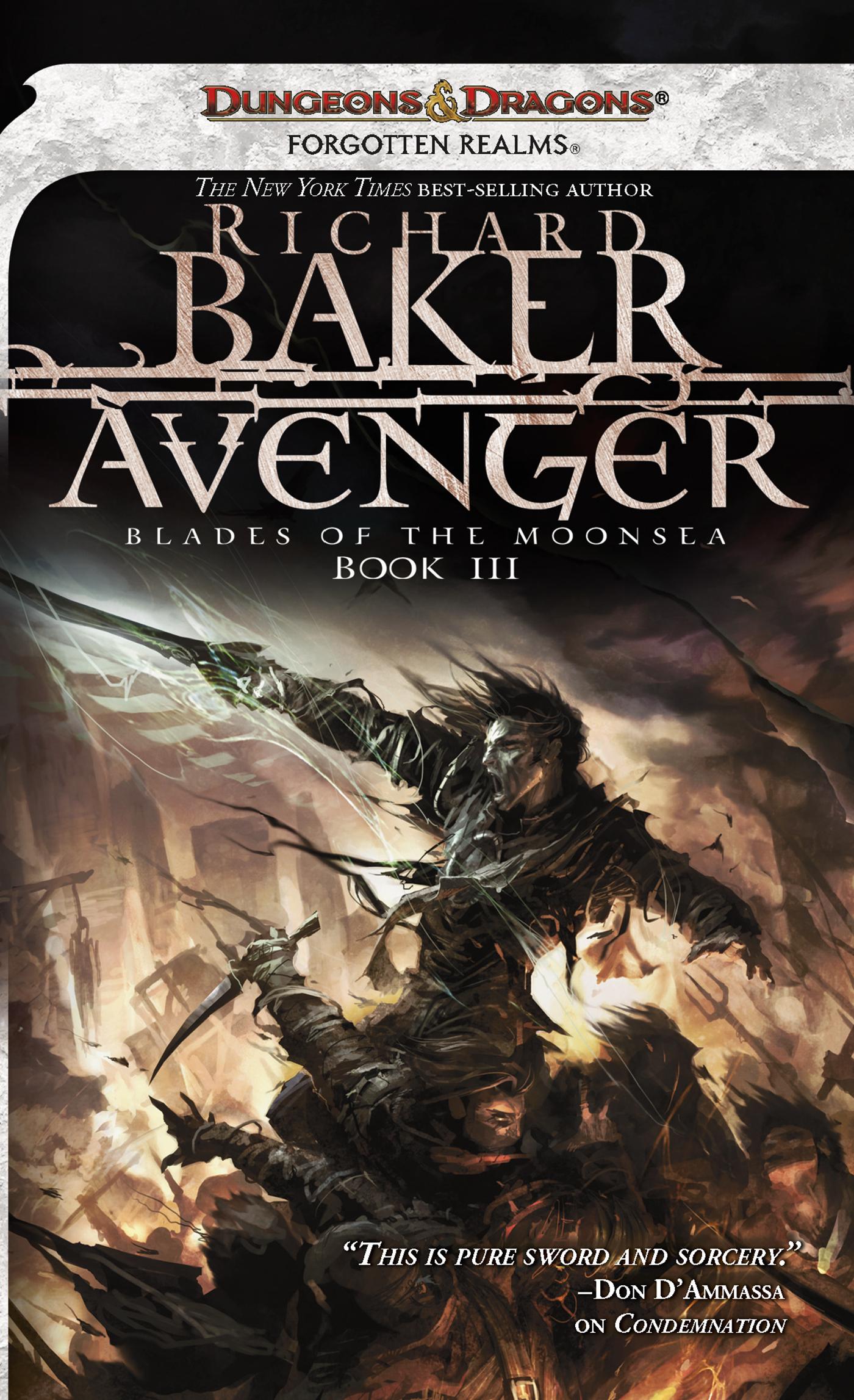 Avenger (novel)