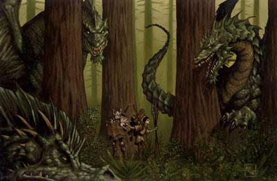 Forest Of Wyrms Forgotten Realms Wiki Fandom