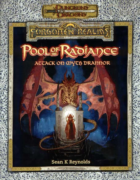Pool of Radiance: Attack on Myth Drannor