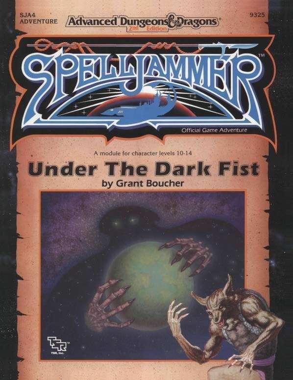 Under the Dark Fist