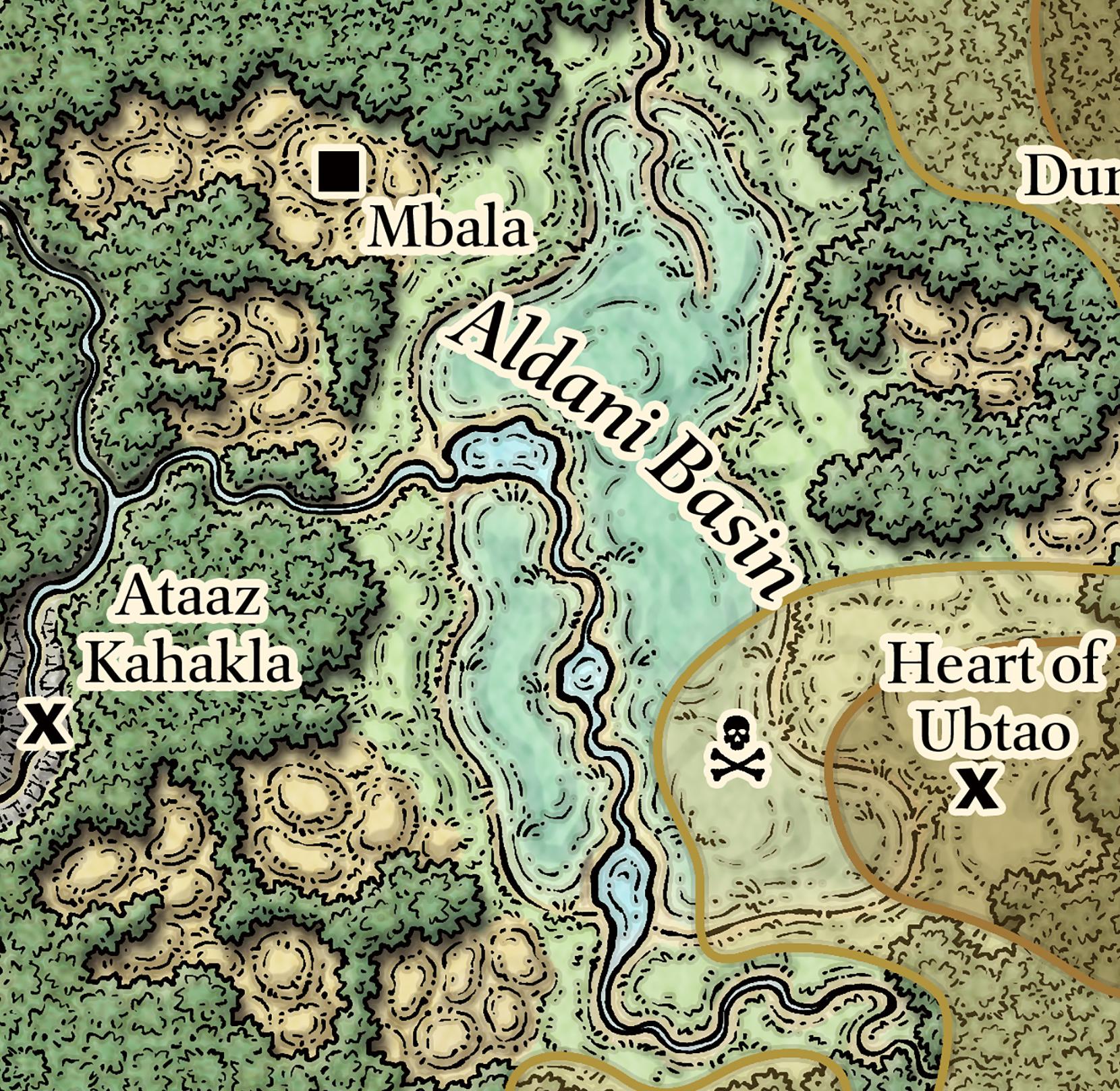 Aldani Basin