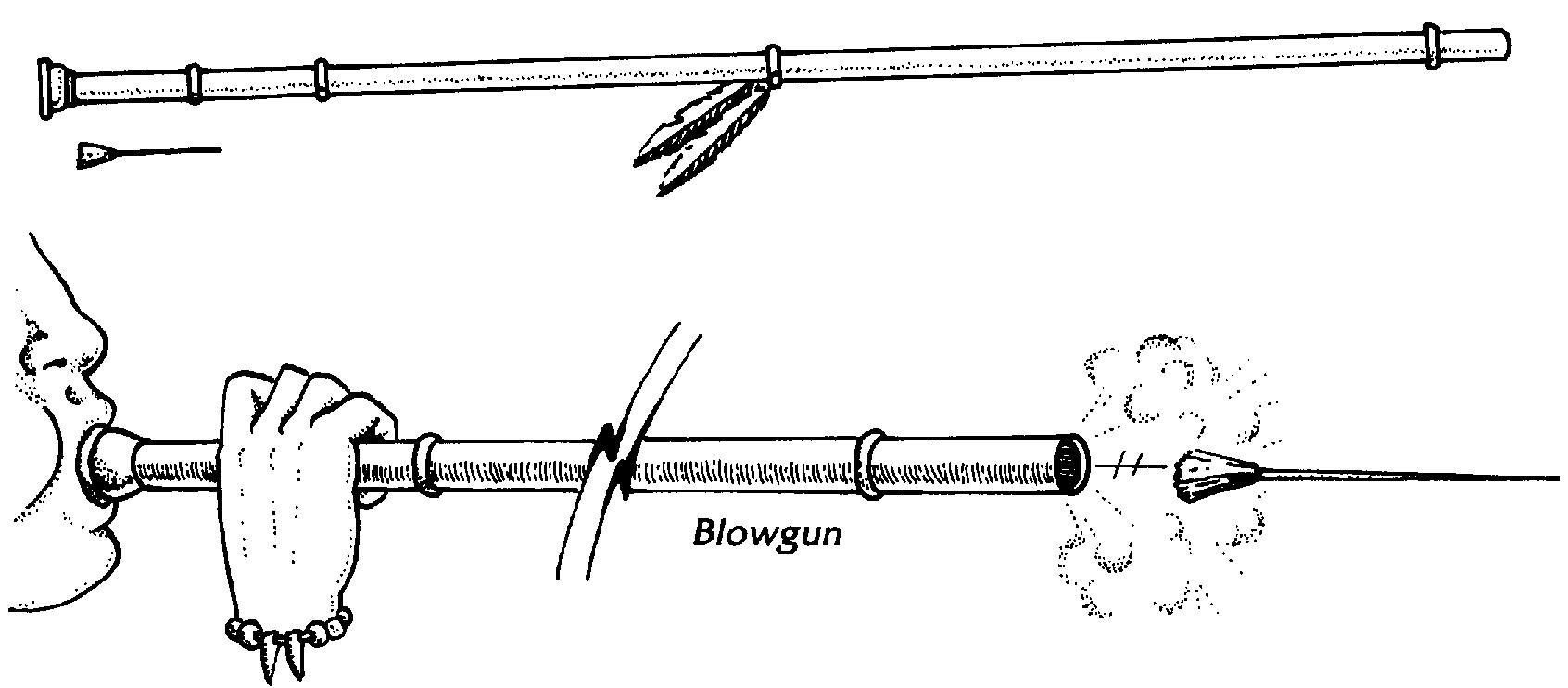 Blowpipe