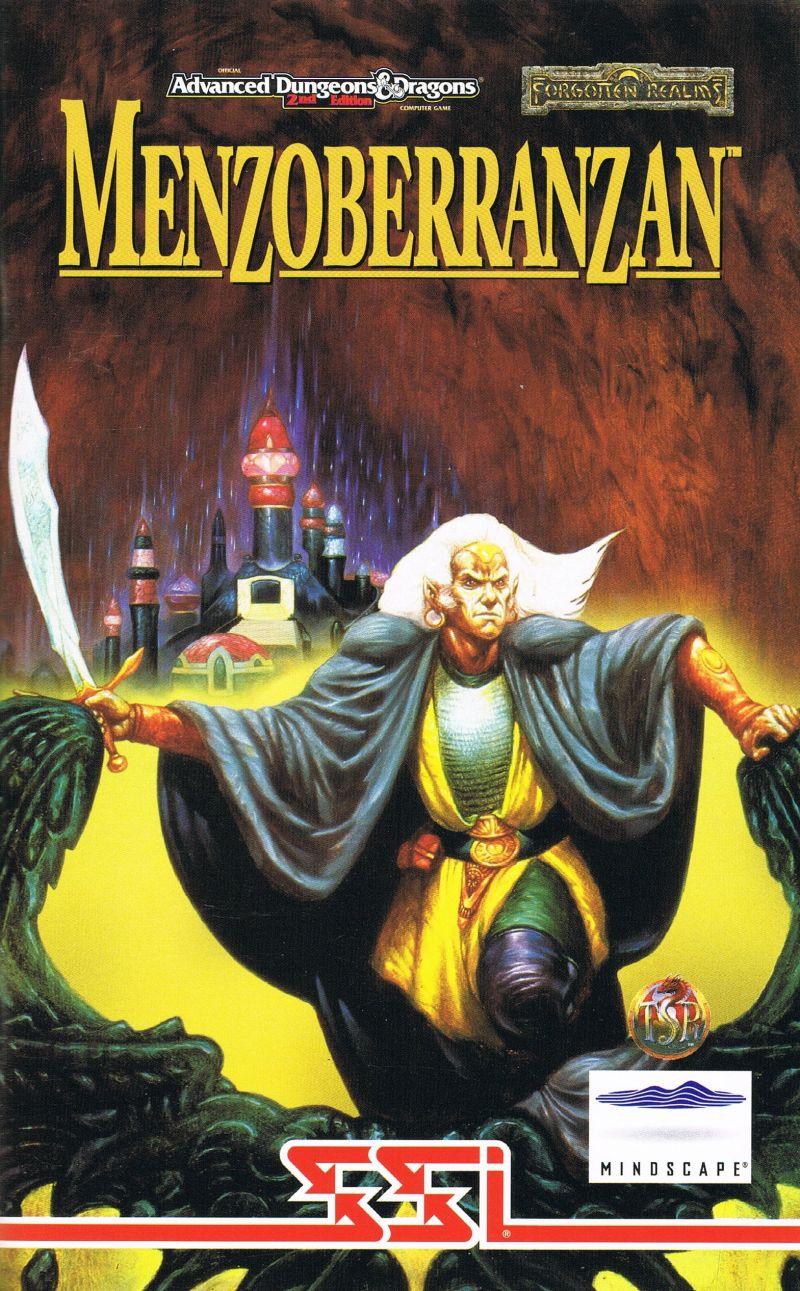 Menzoberranzan (game)