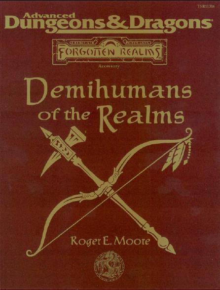 Demihumans of the Realms