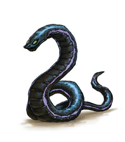 Displacer serpent