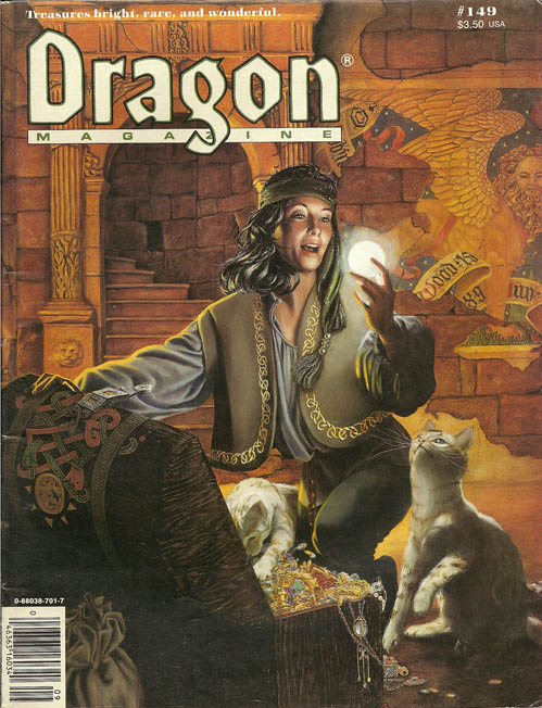 Dragon magazine 149