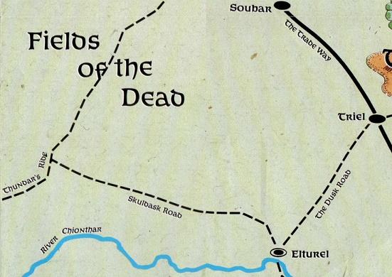 Skuldask Road