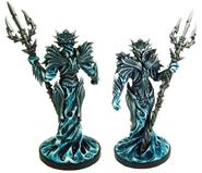 Water Myrmidon (Painted Miniature)