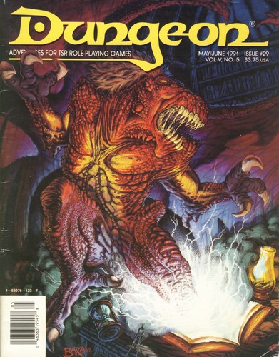 Dungeon magazine 29