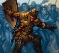 Lords of Waterdeep - Manual - City Guard