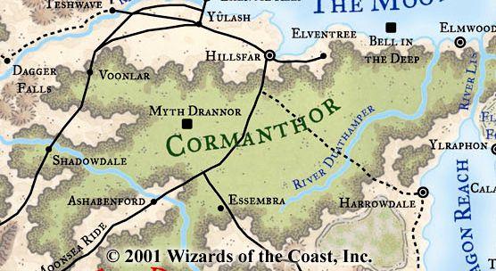 Cormanthyr