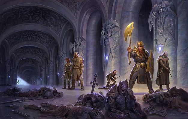 Companions of the Hall