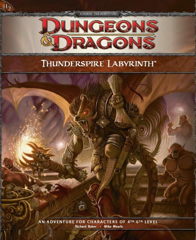 Thunderspire Labyrinth