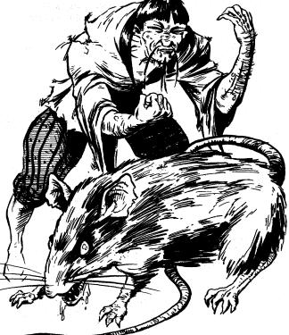 Goblin rat