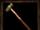Sanctified war hammer