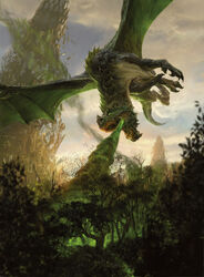 Green dragon variant AFR