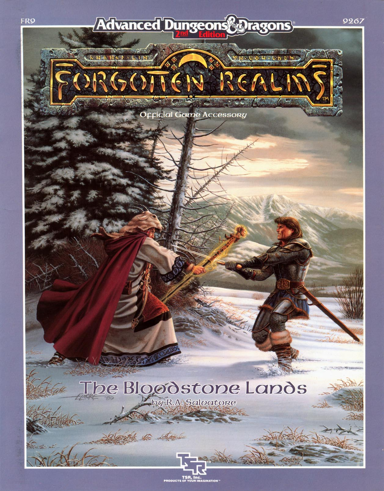 The Bloodstone Lands (sourcebook)