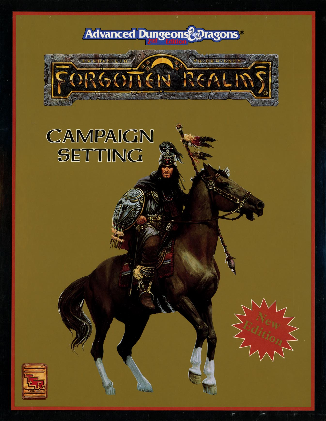 Forgotten Realms Campaign Setting 2nd edition