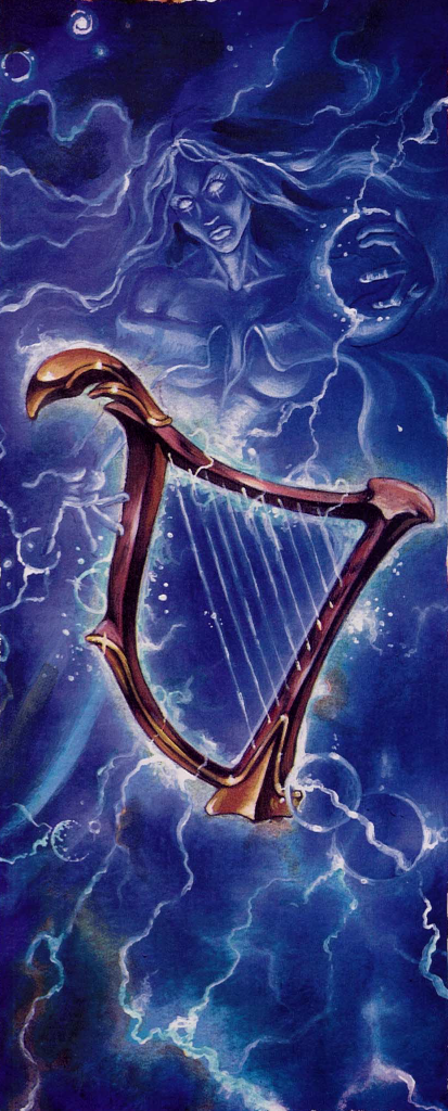 Harp of Healing