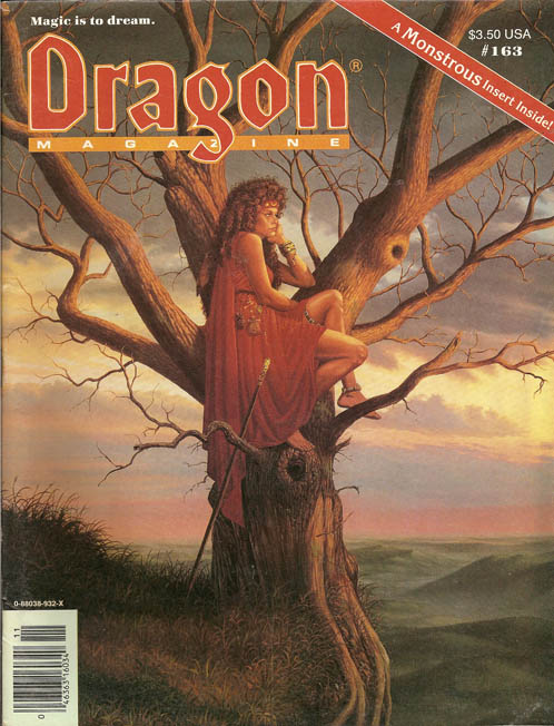 Dragon magazine 163