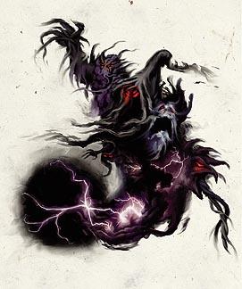 Orb wraith
