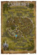 Evereska Map In 1479