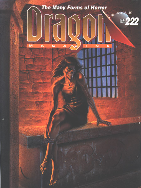 Dragon magazine 222